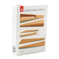 Teroforma Serving Tools | Scoop Stab & Spread