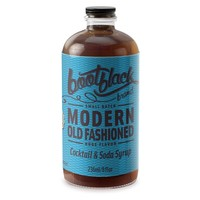 Bootblack Brand Cocktail Syrup