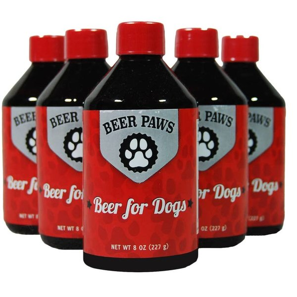 "Beer Paws Craft Dog ""Beer"" | 8oz"