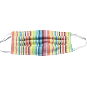 Lumily Mask | Pastel Rainbow + Filter Pocket