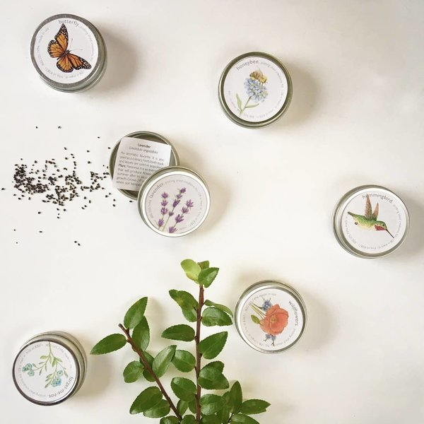 Potting Shed Creations Garden Seed Sprinkles Mini Cans