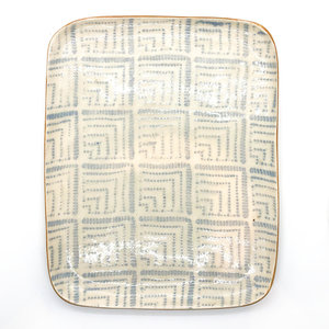Terrafirma Ceramics Inc. Terrafirma Tidbit Tray | Deco Opal