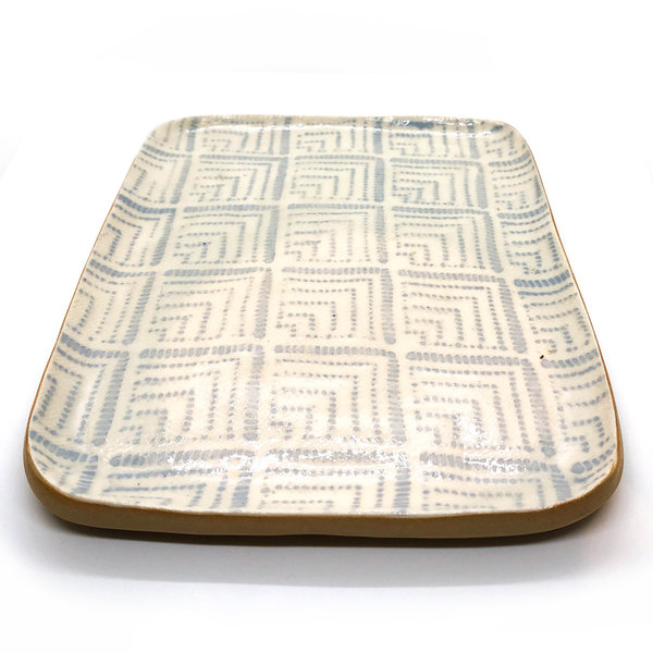 Terrafirma Ceramics Inc. Tidbit Tray | Deco Opal