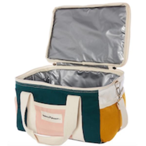 Business & Pleasure Cooler Bag   70s Panel Cinque