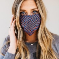 Soul Perch Face Mask | Lemuria | Regular Fit