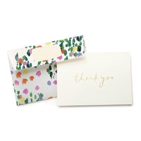 Our Heiday Boxed Thank You Cards | Tulips