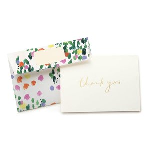 Boxed Thank You Cards | Tulips