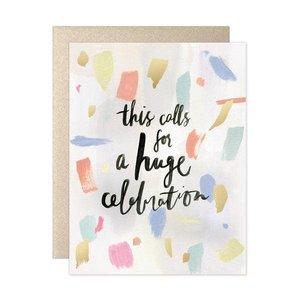Card | Huge Celebration