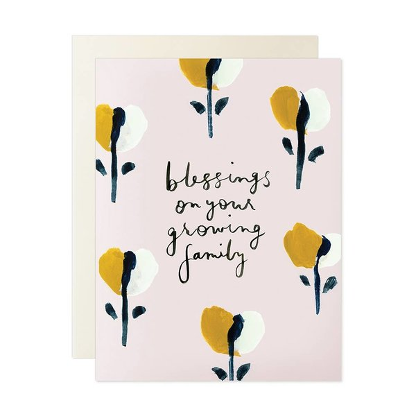 Our Heiday Card | Blessings Growing Family