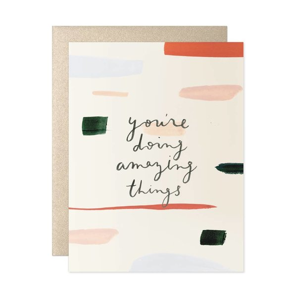 Card | Amazing Things