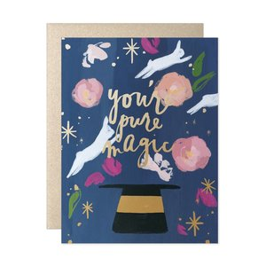 Our Heiday Card | You're Pure Magic