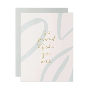 Card | Proud of Who You Are
