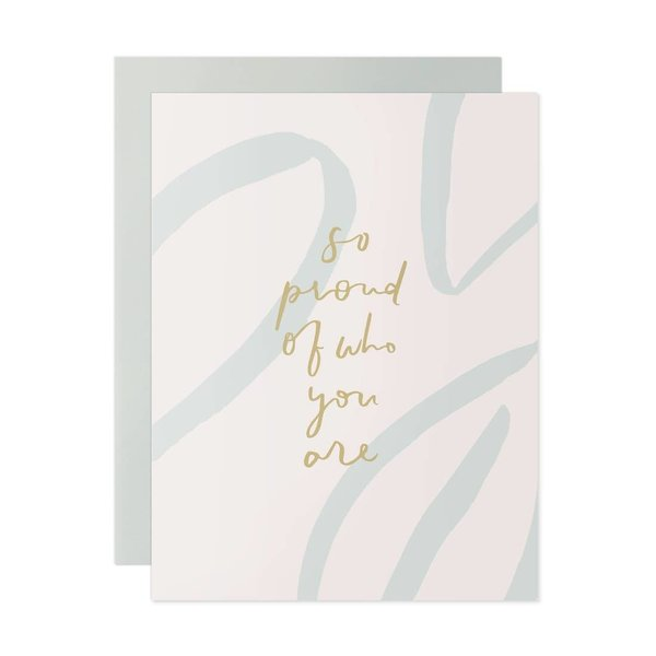 Our Heiday Card | Proud of Who You Are