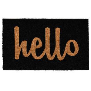 Calloway Mills Doormat | Hello