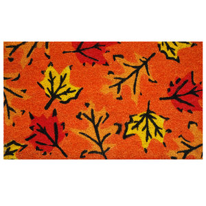 Calloway Mills Doormat | 17x29 | Fall Leaves