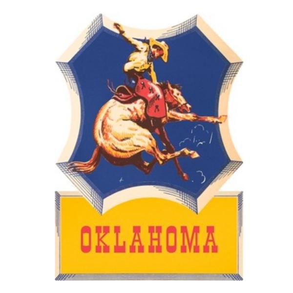 Found Image Postcards | Oklahoma
