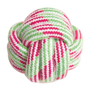 Snug Arooz Dog Rope Toy   Knot Your Ball