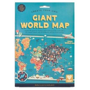 Clockwork Soldier 3D Map | Giant World