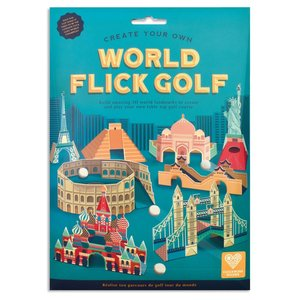 Clockwork Soldier 3D World | Flick Golf