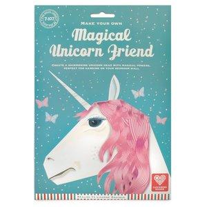 3D Trophy Head | Magical Unicorn