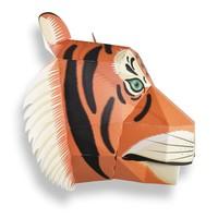 Clockwork Soldier 3D Trophy Head | Tiger
