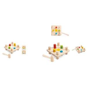 Plan Toys Play Set | Hammer Peg