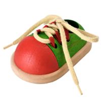 Plan Toys Shoe | Tie-up