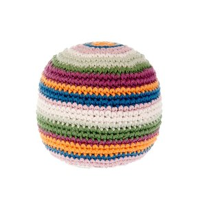 Pebble Ball Rattle | Organic
