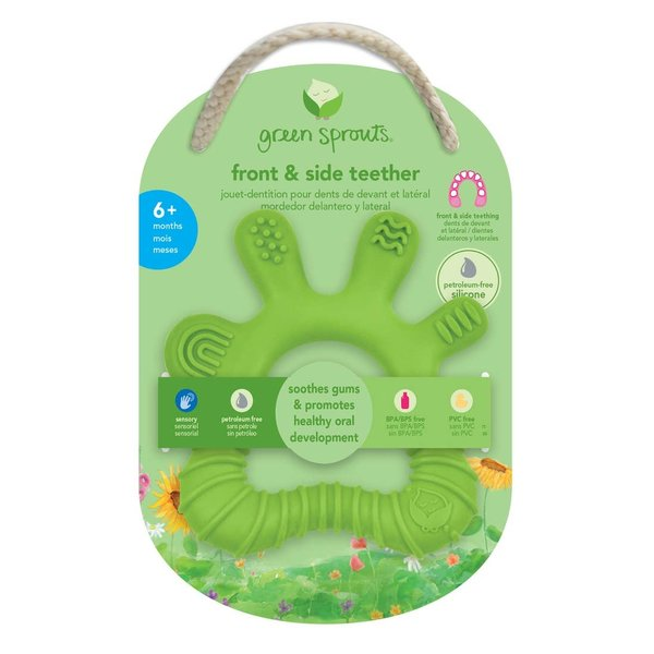 Green Sprouts Baby Teether | Developmental