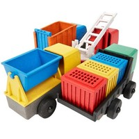 Luke's Toy Factory 3D Puzzle Trucks | 4-Pack