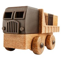 Toy Cargo Truck | Natural