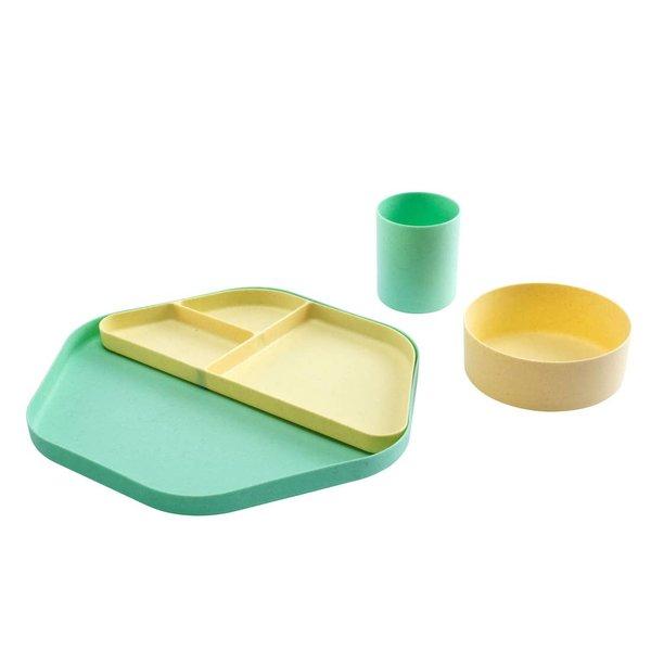 Repurpose Kids Dinner Set | Fern