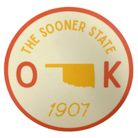 Stickers Northwest Sticker | Sooner State