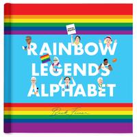 Alphabet Legends Alphabet Book | Legends