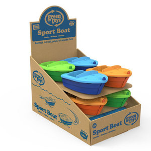 Green Toys Toy | Bath Sport Boat