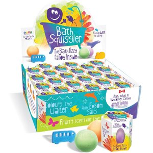 Loot Toy Co Bath Squigglers | Assorted Colors
