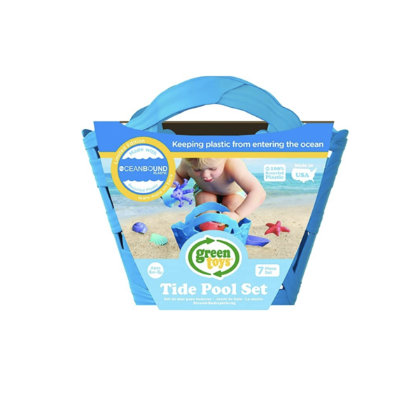 Green Toys Bath Toys | OceanBound Set