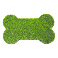 Always Greener Grass Turf Mat | Dog Bone