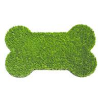 Grass Turf Mat | Dog Bone