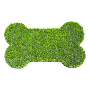 Grass Turf Mat | Dog Bone