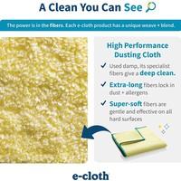 E-Cloth | High Performance Dusting Cloth