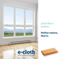 E-Cloth E-Cloth | Window Dynamo