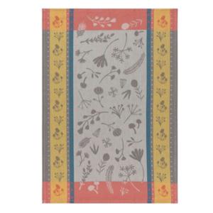 Now Designs Tea Towel | Goldenbloom Jacquard