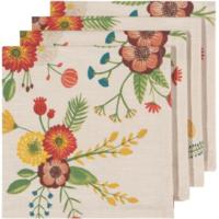 Now Designs Napkin | Cloth | Set of 4 | Goldenbloom