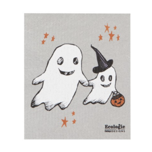 Now Designs Swedish Dishcloth | Spooktacular