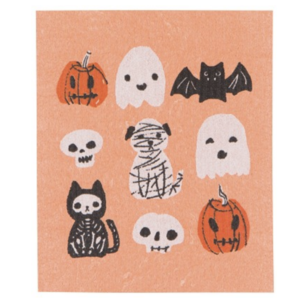 Now Designs Swedish Dishcloth | Happy Howloween
