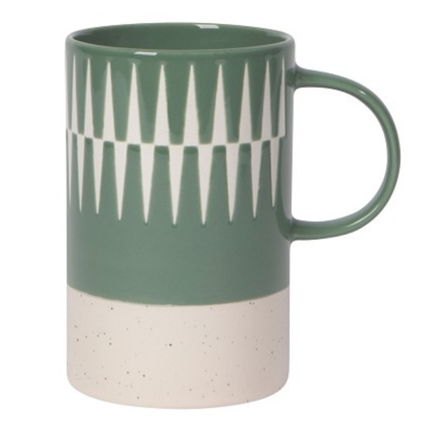 Now Designs Mugs | Etched Pastels