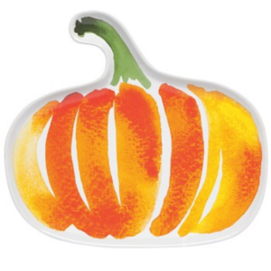 Now Designs Dish | Ceramic Pumpkin