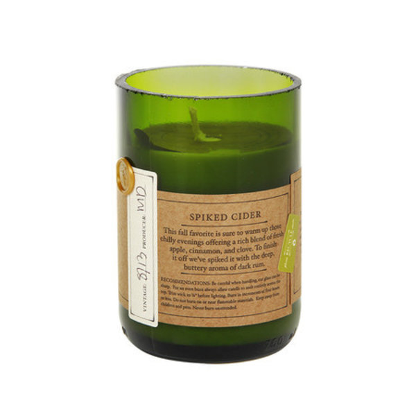 Rewined Candle   Rewined   Spiked Cider 11oz