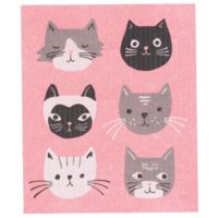 Swedish Dishcloth | Cats Meow